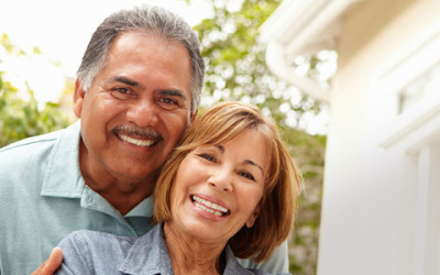 A Wonderful Holiday Smile | Dental Implants in Fresno