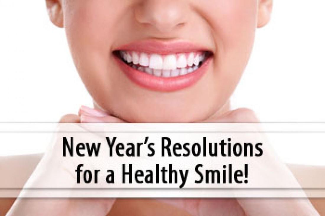 Dental New Year Resolutions For 2017 Fresno Dentist